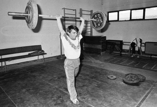 Bulgar metodu, Naim Süleymanoğlu