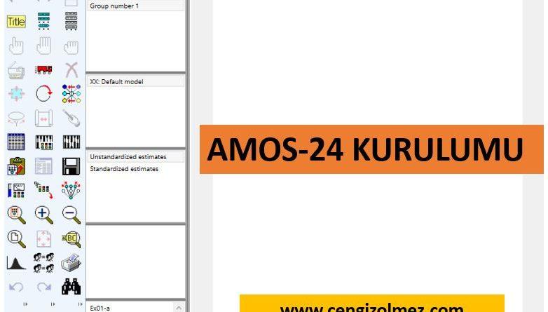 AMOS KURULUMU